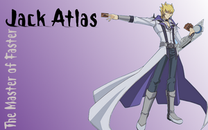 Jack Atlas: Wallpaper by RouxWolf