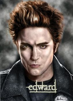 Edward is Twilight by benseigneur