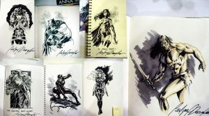 FX INTERNATIONAL- sketches by felipemassafera