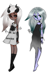 Paranormal Adopt Batch { CLOSED } by renruxia