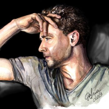 One more Hiddles by DafnaWinchester