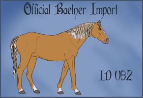 Baelner Import 032 by Howlingreaches