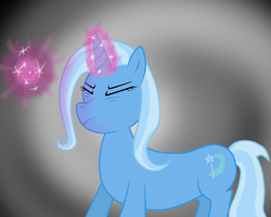 Trixie will show them all! by WingedJustice