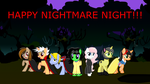 Nightmare Night 2016 by Uponia