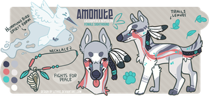 [Ref] Amonute by lithxe
