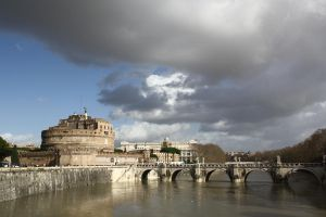 Castel Sant Angelo by alamic-marius