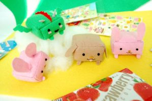 Box Buddies by paperplane-products