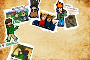 Eddsworld Wallpaper by coolgaltw