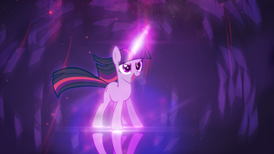 Twilight Sparkle Wallpaper 2 by LugiPoni