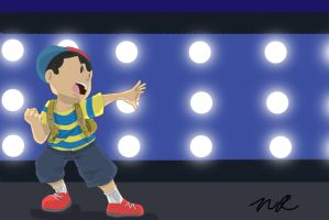 Ness!! by PokeGal21