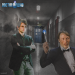 The 13th Doctor by laven89