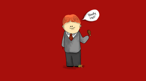 Ron Weasley by Kaeshay