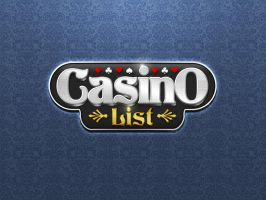 Casino List Logo by eyenod