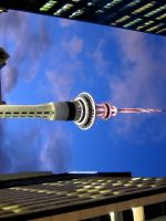 Auckland Sky Tower by amormimosse