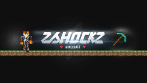 zShockz - Channel Art by Aidan98