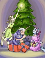 Winter Veil is for Kids by uncaringbear