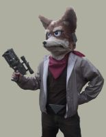 Star Fox cosplay complete by jobiwan