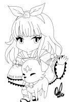 Maplestory Kanna by OriChes