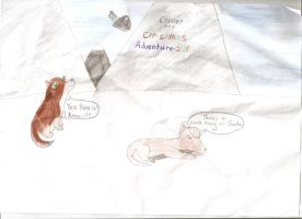 Conner and the Christmas Adventure 2011 Pic 2 by qalaxybutt