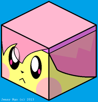 My Cube Collaboration Entry by HeartinaThePony