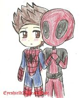 peter and wade by ThePastelHobbit