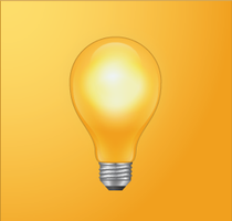 Light Bulb by mcsiswanto