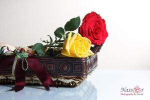 Red and Yellow by Nasser-UAE