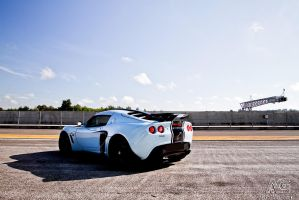 Lotus Exige Club Racer by alexisgoure