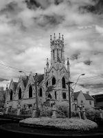 Church, Launceston, Tas by parablev