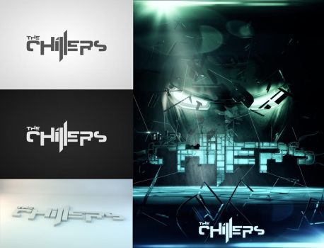 The Chillers logo by kampollo