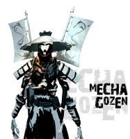 Mecha Gozen by s0ulasylum