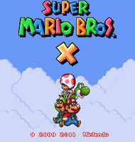 Super Mario Bros. X: The Invasion 1.3 by Legend-tony980