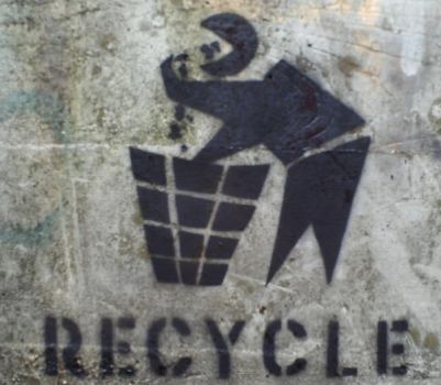 Recycle? by chokinggadget