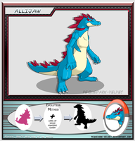 Alternative Evo:  ALLIJAW by PEQUEDARK-VELVET
