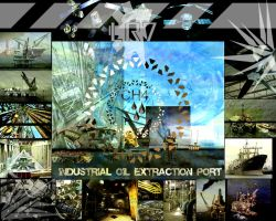 Industrial Oil Extraction Port by LandRiders7th