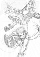Punchboys Cover W.I.P. by kross29