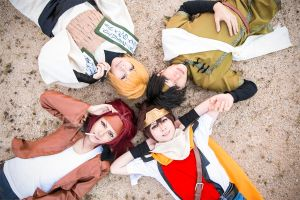 Saiyuki Reload - Never Alone by lonehorizon