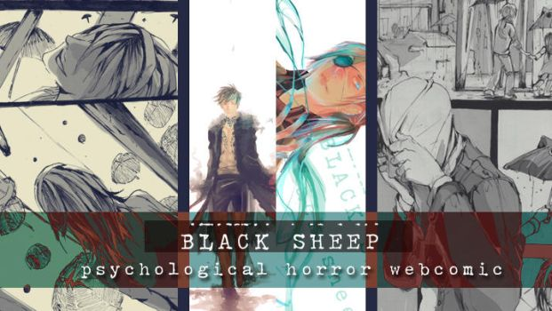 Black Sheep Patreon by Gadriann