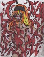 Pete's Gals: Gwen becoming carnage by ChahlesXavier