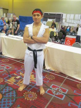 A-Kon '14 - Street Fighter 1 by TexConChaser