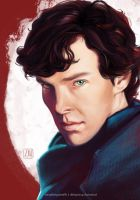 Cucumberbatch by limzhilin
