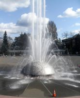 The International Fountain by MegaPIG1o1