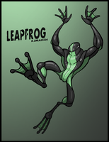 Leapfrog by kjmarch