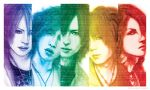 A9 Collage 'Rainbows 2' by Mari-chan05