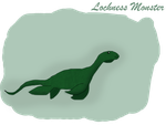 The Lochness Monster by PiePiePiePAY