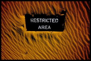 Restricted area by ofirk