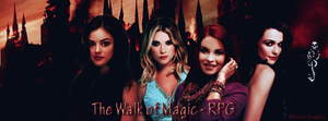 The Walk of Magic- RPG 1 by AkilajoGraphic