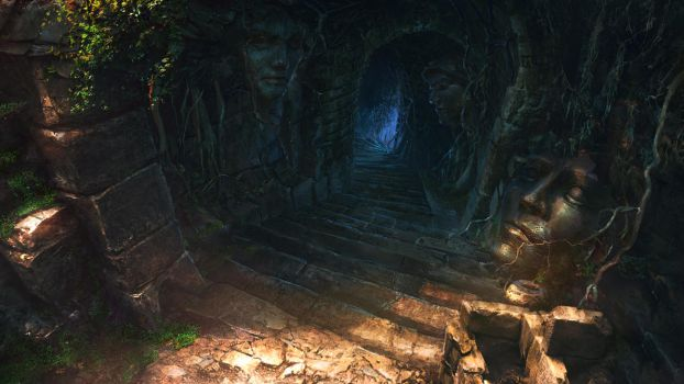 Steps To Dungeon by VityaR83
