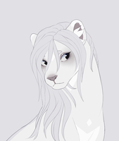 strange lioness by sippet