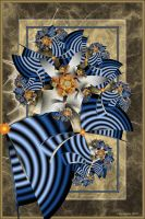 Harlequin Blues by Velvet--Glove